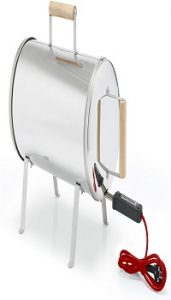 Barbecook Electronic BBQ Food Smoker Otto Grill