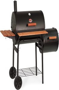 Char-Griller E1224 Smokin Pro 830 Square Inch Charcoal Grill