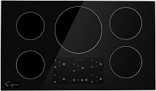 Empava 36 Inch Electric Stove Induction Cooktop