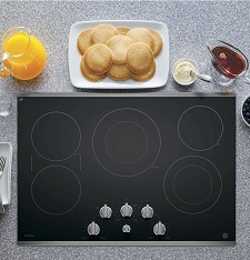 GE PP7030SJSS 30 Inch Electric Cooktop
