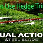 How to Use Hedge Trimmer – 5 Easy Steps in 2021